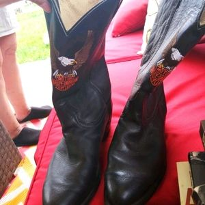 Harley-Davidson Cowboy Boots